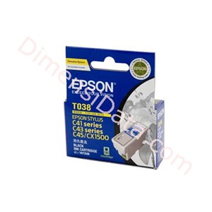 Picture of Catridge EPSON Black Ink [T0381]