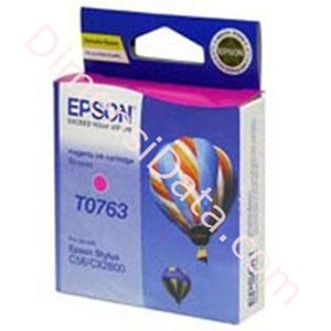 Picture of Cartridge EPSON Magenta Ink [T0763]
