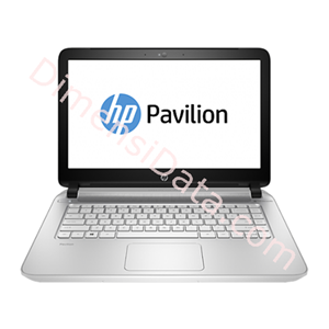 Picture of Notebook HP Pavilion 14-v207TX (K8U51PA) White