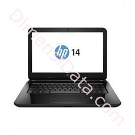 Jual Notebook HP 14-g102au (K8U80PA) Black
