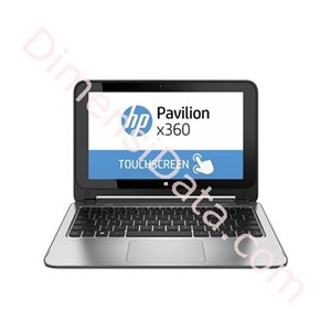 Picture of Notebook HP Pavilion 11-n045TU X360 Touch Screen (LIM55PA) - Silver