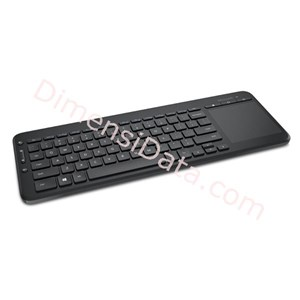 Picture of Keyboard MICROSOFT All-in-One Media [N9Z-00028]