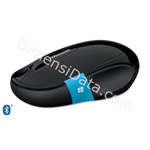 Picture of Mouse MICROSOFT Sculpt Comfort [H3S-00010]