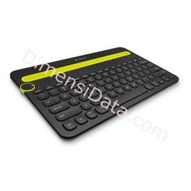 Jual Bluetooth Multi-Device Keyboard LOGITECH K480