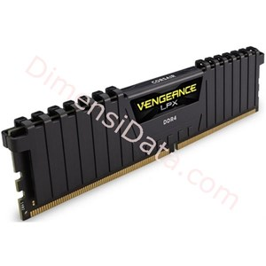 Picture of Memory PC Corsair Vengeance LPX CMK16GX4M4A2666C15 (4 X 4GB) BLACK