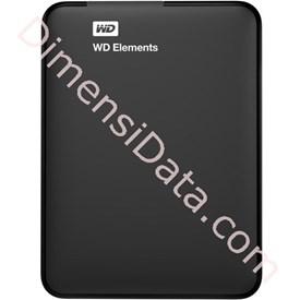 Jual Harddisk Western Digital Element 2TB USB 3.0