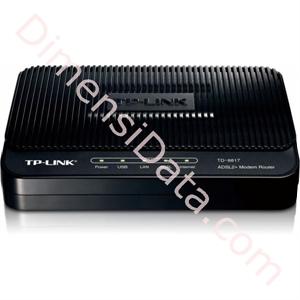 Picture of Modem TP-LINK ADSL2 TD-8817