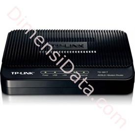 Jual Modem TP-LINK ADSL2 TD-8817