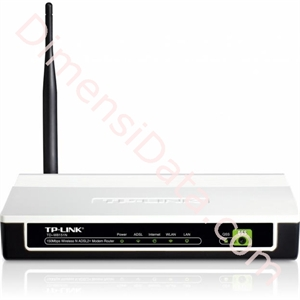 Picture of Wireless Router TP-LINK TD-W8151N