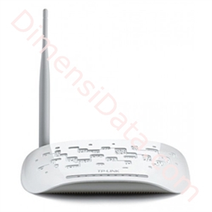 Picture of Wireless Router TP-LINK ADSL2+ Modem [TD-W8951ND]