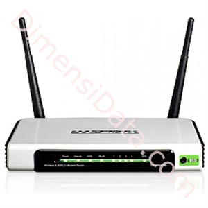 Picture of Wireless Router TP-LINK TD-W8960N