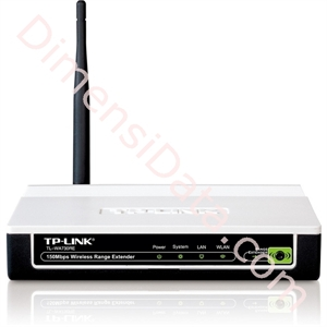 Picture of TP-LINK Wireless-N Range Extender TL-WA730RE