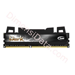 Picture of Memory Team Xtreem Dark Series DDR3 TDD34G1600HC9DC01