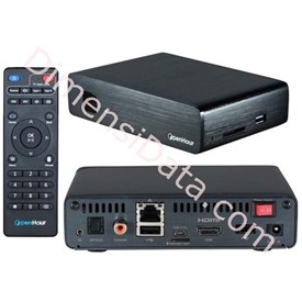 Jual Digital Media Player Open Hour Chameleon 4K WIFI Bluetooth + Air Mouse