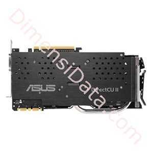Picture of VGA Card ASUS GTX 970 STRIX DC2 OC