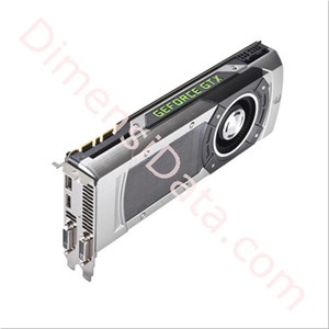 Picture of VGA Card ASUS GTX TITAN-6GD5