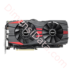 Picture of VGA Card ASUS BLACK GTX 960 2GB DDR5