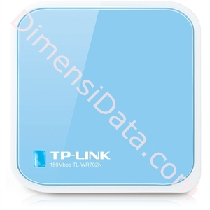 Picture of Wireless Router TP-LINK TL-WR702N