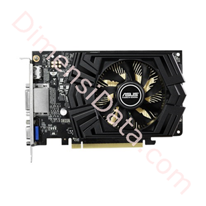 Picture of VGA Card ASUS GTX750TI PH 2GB DDR5