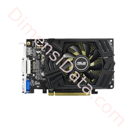 Jual VGA Card ASUS GTX750 OC 1GB DDR5