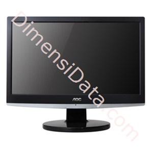 """Picture of Monitor AOC 15.6"""" E1620SW"""