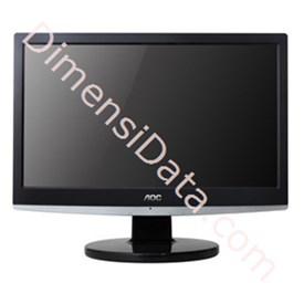 "Jual Monitor AOC 15.6"" E1620SW"