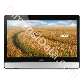 Jual Monitor ACER FT200HQL19.5  Inch LCD Touch Screen