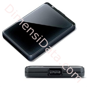 Picture of External Storage 2.5  Inch BUFFALO MiniStation Plus USB3.0 1TB Hard Drive
