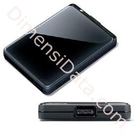 Jual External Storage 2.5  Inch BUFFALO MiniStation Plus USB3.0 1TB Hard Drive