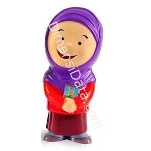 Picture of Digital Pen Al-Qolam Talking Doll Hafizah