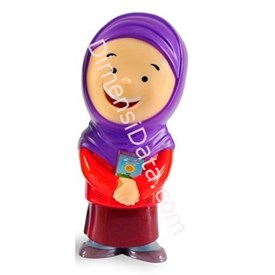 Jual Digital Pen Al-Qolam Talking Doll Hafizah