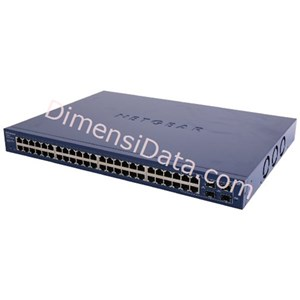 Picture of Switch Netgear ProSafe Smart Managed GS748T