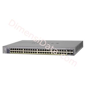 Picture of Switch Netgear ProSafe PoE GS752TP