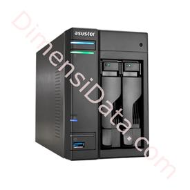 Jual Storage Server ASUSTOR AS-202TE (1x5TB)