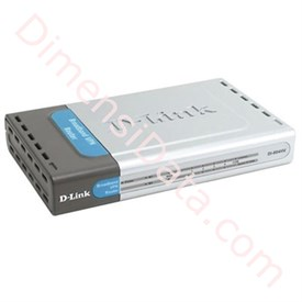 Jual D-Link 4-port Ethernet Broadband Router DI-804HV/E