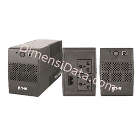 Jual UPS Eaton 5L 850VA/480W (5L850UNI)