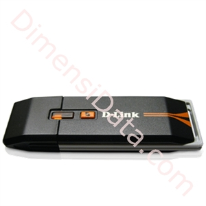 Picture of D-LINK DWA-125 Wireless 150 USB Adapter