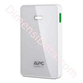 Jual Power Bank APC M5WH - WHITE