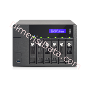 Picture of Storage Server NAS QNAP TS-653 Pro (2GB RAM)
