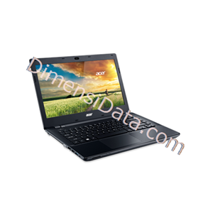 Picture of Notebook Acer E5-471-38AR BLACK