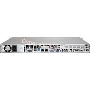 Picture of Server Supermicro SuperServer 5018R-M (E5-1600V3)