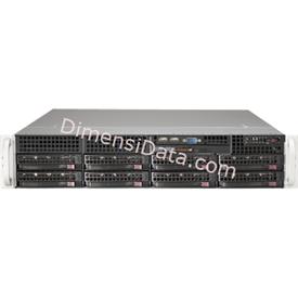 Jual Server Supermicro SuperServer SYS-6028R-TR (E5-2600V3)