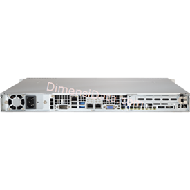 Jual Server Supermicro SuperServer SYS-6018R-MT (E5-2600V3)