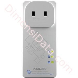 Picture of Network Adapter PROLINK 600Mbps Powerline AV/AV2 with AC Pass Through [PPL1500P]