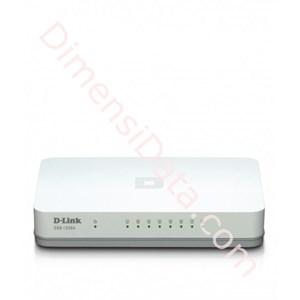 Picture of Switch Unmanaged D-LINK 8-ports Gigabit Desktop [DGS-1008A]