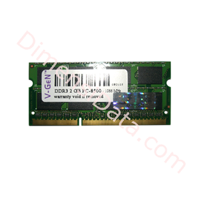 Picture of Memory Notebook V-GEN SODIMM DDR3 1GB PC-8500