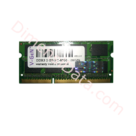 Jual Memory Notebook V-GEN SODIMM DDR3 1GB PC-8500